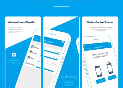 Content Transfer
